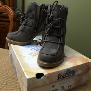 Mudd Women's ankle boots